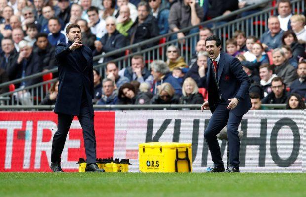 Arsenal och Tottenham gör upp om Michael Keane