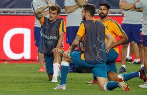 Atletico Madrid öppnar för att sälja Diego Costa