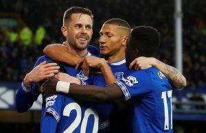Everton har svårt att hålla kvar i sin stjärna