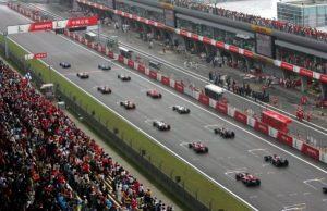 Formel 1 Kinas GP TV tider, livestream & odds tips, Formel 1 GP TV-tider