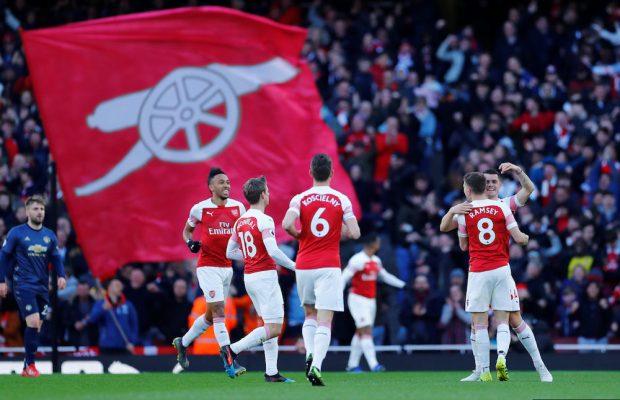Inter på jakt efter Arsenals Granit Xhaka