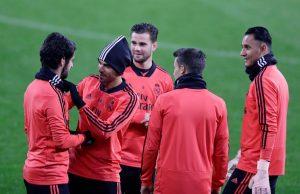 Keylor Navas vill inte lämna Real Madrid