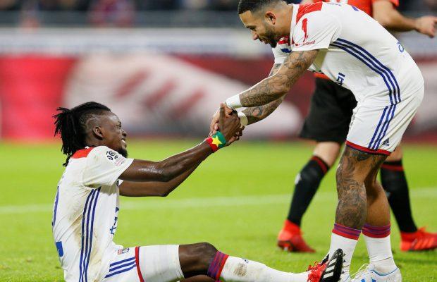 Liverpool siktar in sig på Depay om Mané lämnar