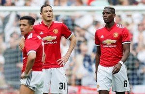 Nemanja Matic ser ut att lämna Manchester United i sommar