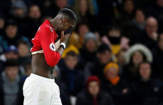Pogba kräver megalön för att stanna i Manchester United