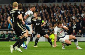 Tottenham Ajax stream Champions League 2019