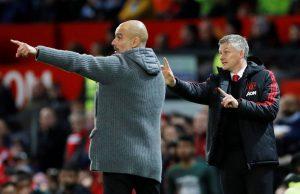 United utmanar Manchester City om Aaron Wan-Bissaka