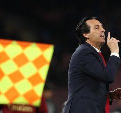 Uppgifter: Emery planerar sälja sju Arsenal-spelare i sommar