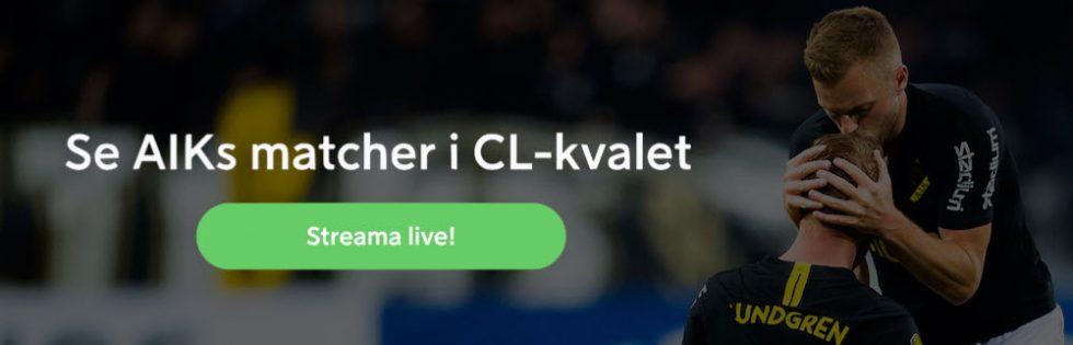 Vilka möter AIK i Champions League 2019? AIK i CL kvalet 19/20!