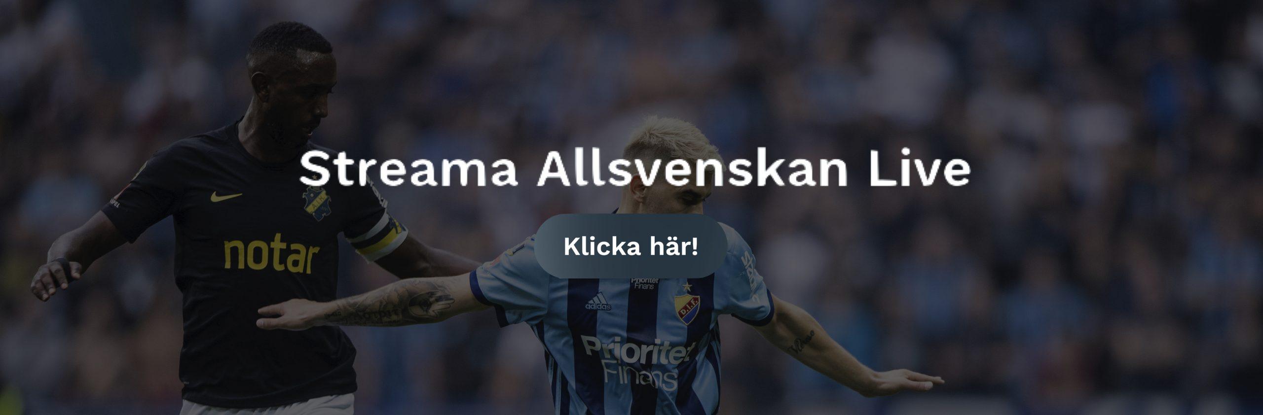 Djurgården AIK stream 2020