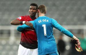 Evra förväntar sig att Pogba lämnar i sommar