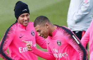 Neymar flirtar om att lämna PSG i sommar