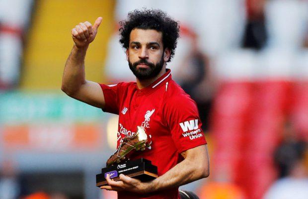 Salah öppnar för värvning av De Rossi