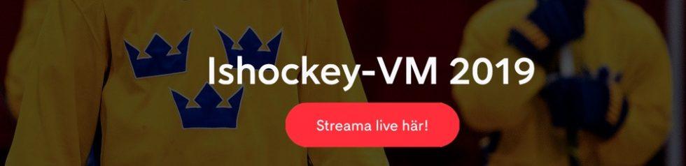 Sverige Tjeckien Hockey VM live stream gratis Streama Sverige Tjeckien ishockey VM 2019!