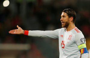 Upgifter: Klubbarna i kamp om att värva Sergio Ramos