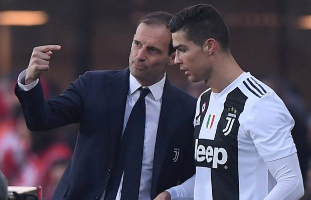 Uppgifter: Allegri kan lämna Juventus i sommar