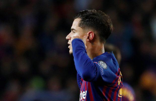 Uppgifter: Coutinho väljer mellan United och Chelsea