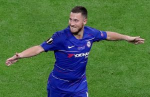 Officiellt: Eden Hazard till Real Madrid