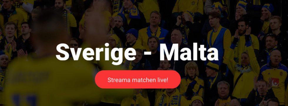 Sverige Malta TV kanal