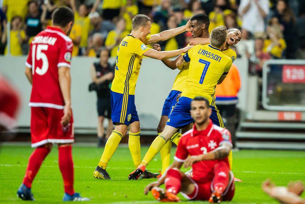 Sverige Malta stream? Streama Sverige Malta live stream online!
