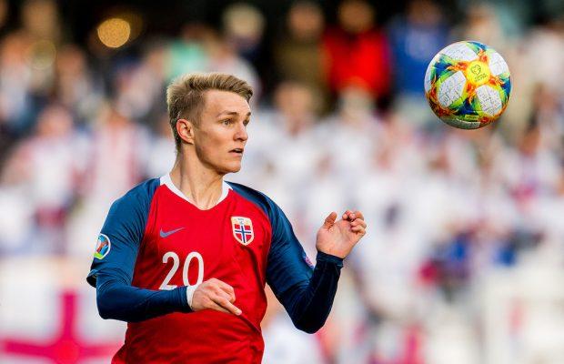 Uppgifter: Martin Ödegaard lånas ut till Real Sociedad