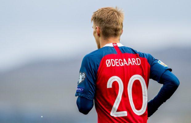 Uppgifter: Martin Ödegaard närmar sig Bayer Leverkusen