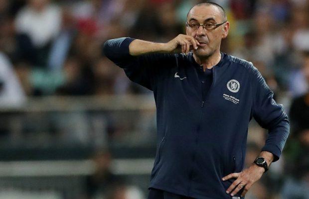 Uppgifter: Sarri kan gå gratis till Juventus