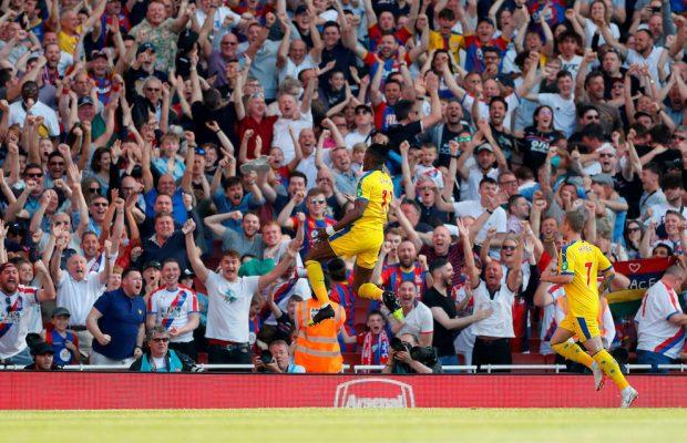 Uppgifter: WIlfried Zaha detaljer från flytt till Arsenal