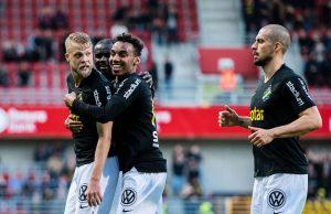 AIK bryter kontraktet med Sundgren