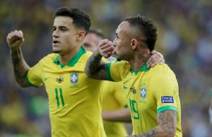 Coutinho har tagit bort Barca som arbetsgivare