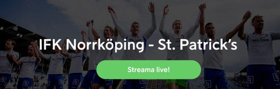 IFK Norrköping St Patricks TV kanal