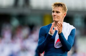 Officiellt: Martin Ödegaard lånas ut till Real Sociedad