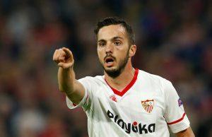 Officiellt: PSG värvar Pablo Sarabia från Sevilla