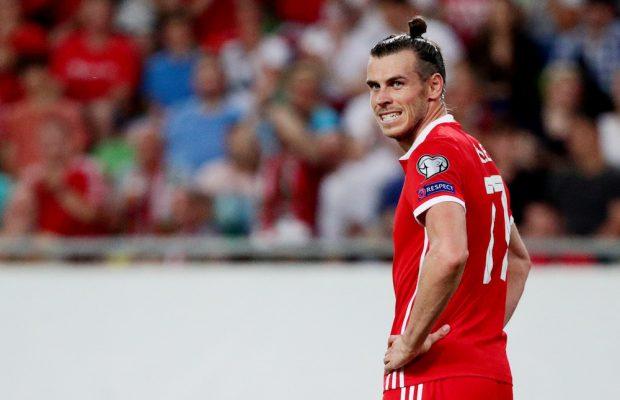 Uppgifter: Gareth Bale närmar sig spel i Kina