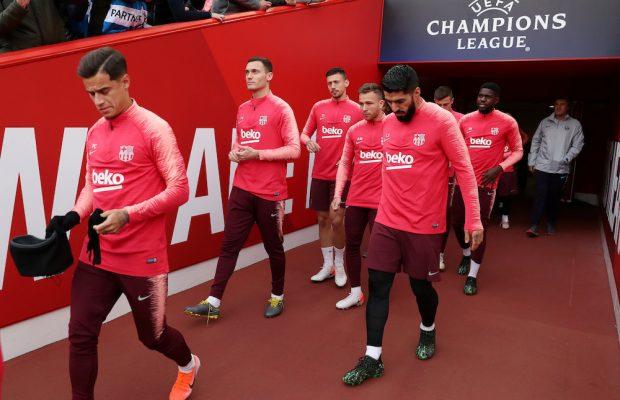 Uppgifter: Liverpool har lagt bud på Coutinho