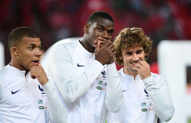 Uppgifter: Real Madrid förhandlar med United om Pogba