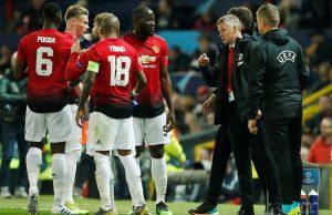 Uppgifter: United förkastar Inters bud på Romelu Lukaku