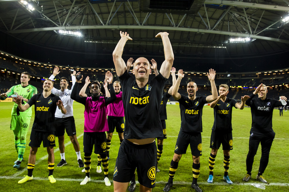 AIK Celtic stream Europa League 2019