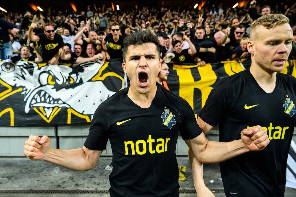 AIK FC Sheriff TV kanal: vilken kanal visar AIK Sheriff på TV?