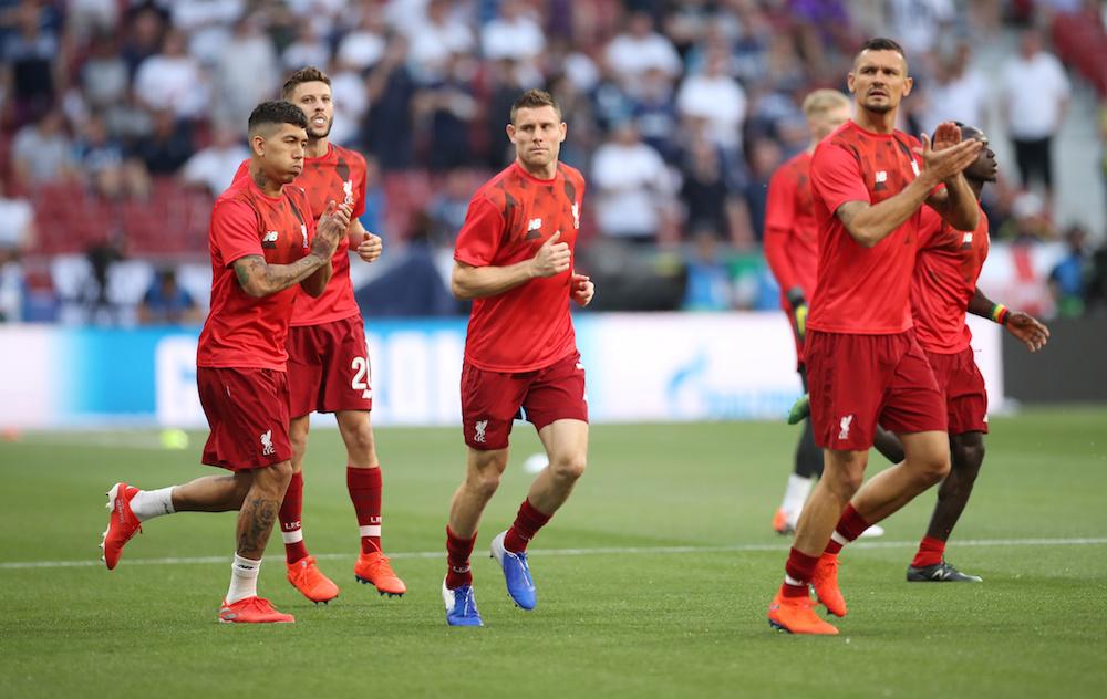 Bekräftar: Lovren vill lämna för spel i Roma