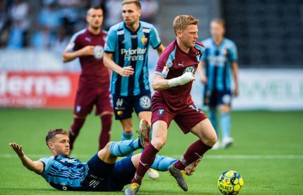 Malmö FF Djurgården startelva, laguppställning & H2H statistik inför DIF vs MFF!