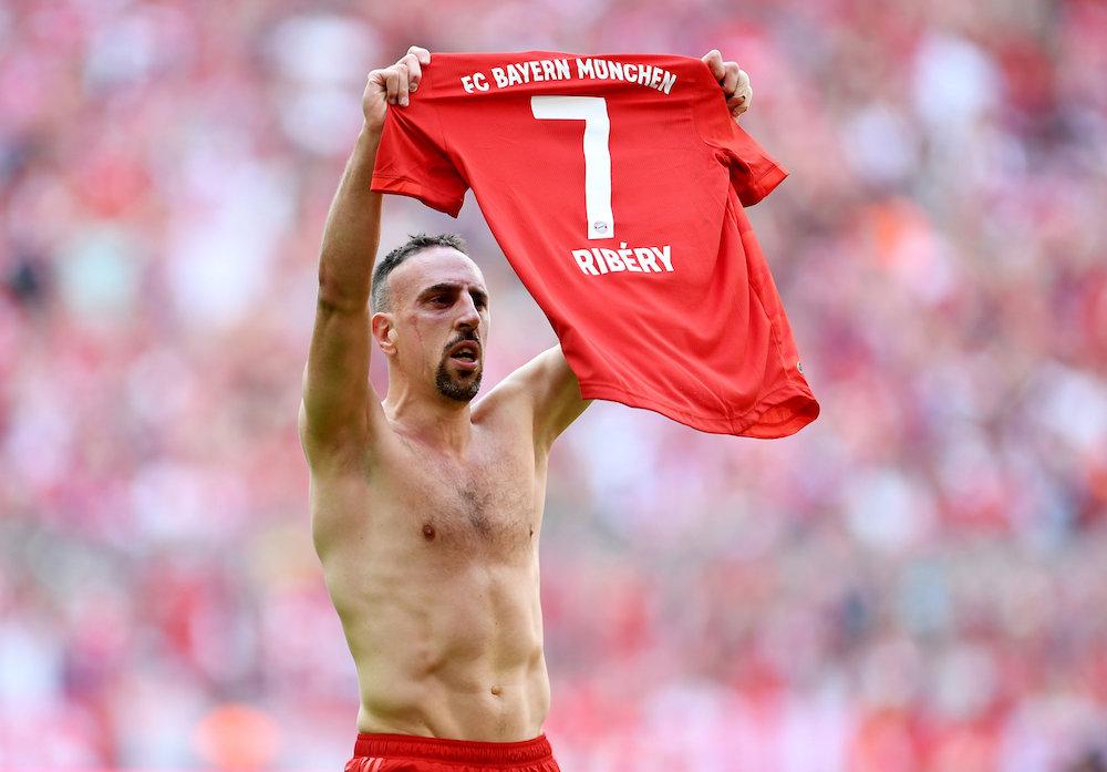 Officiellt: Franck Ribery skriver på för Fiorentina