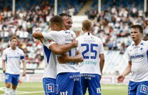 Officiellt: Jordan Larsson lämnar IFK Norrköping