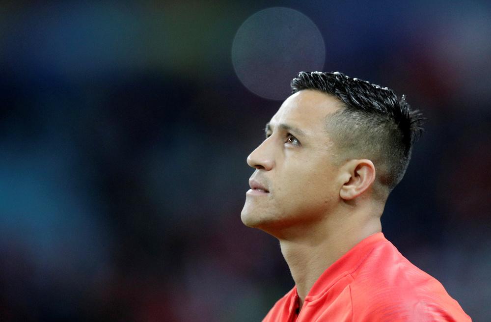 Uppgifter: Alexis Sanchez väldigt nära spel i Inter