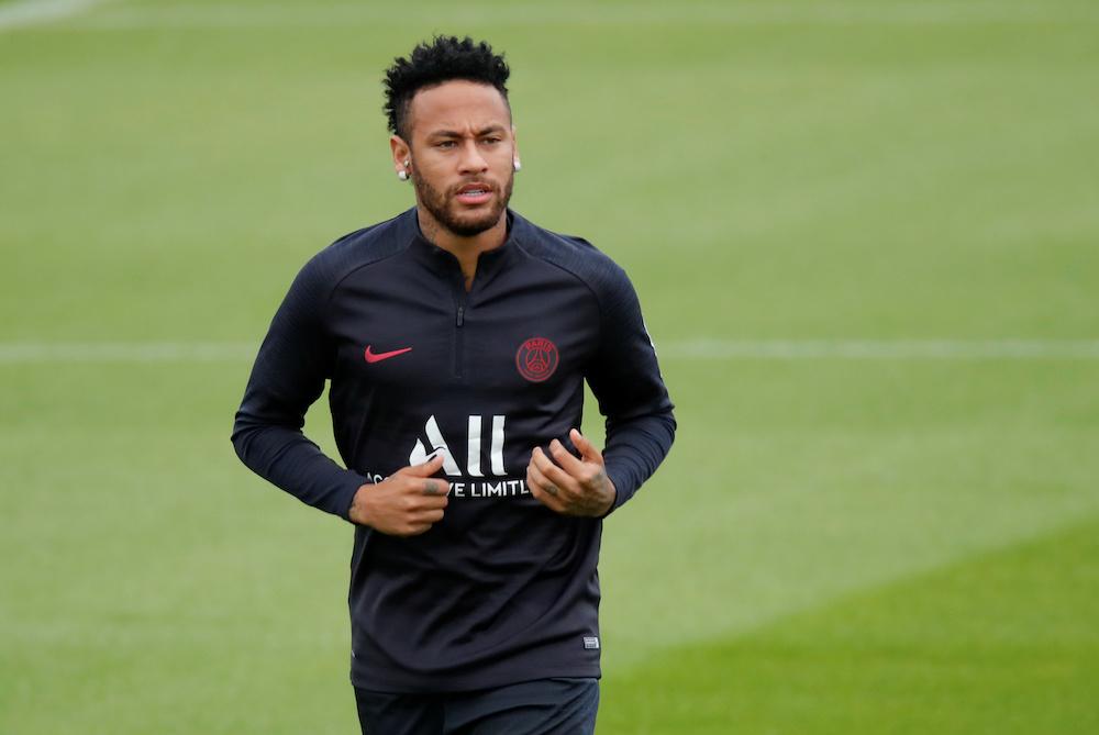 Uppgifter: Juventus lägger sig i jakten på Neymar