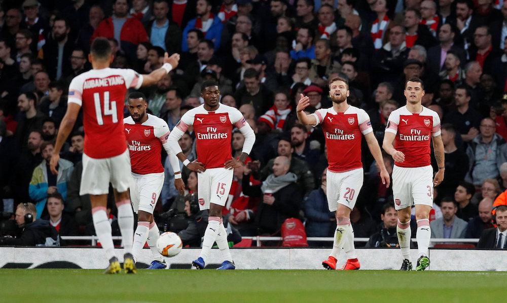 Uppgifter: Mustafi ser ut att lämna Arsenal