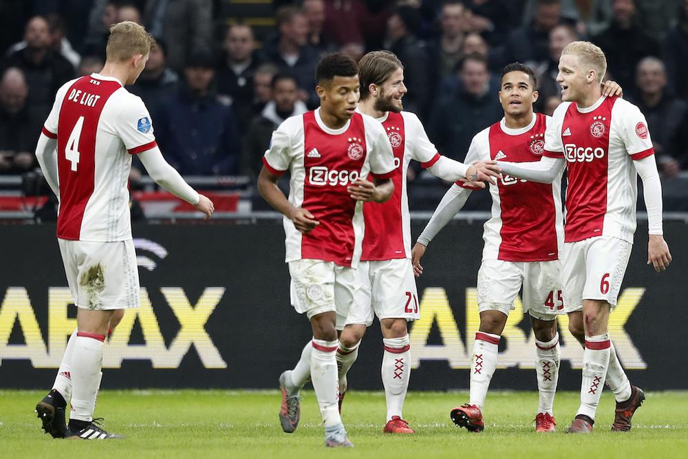 """Van de Beek bekräftar: """"Förhandlar med Real Madrid"""""""