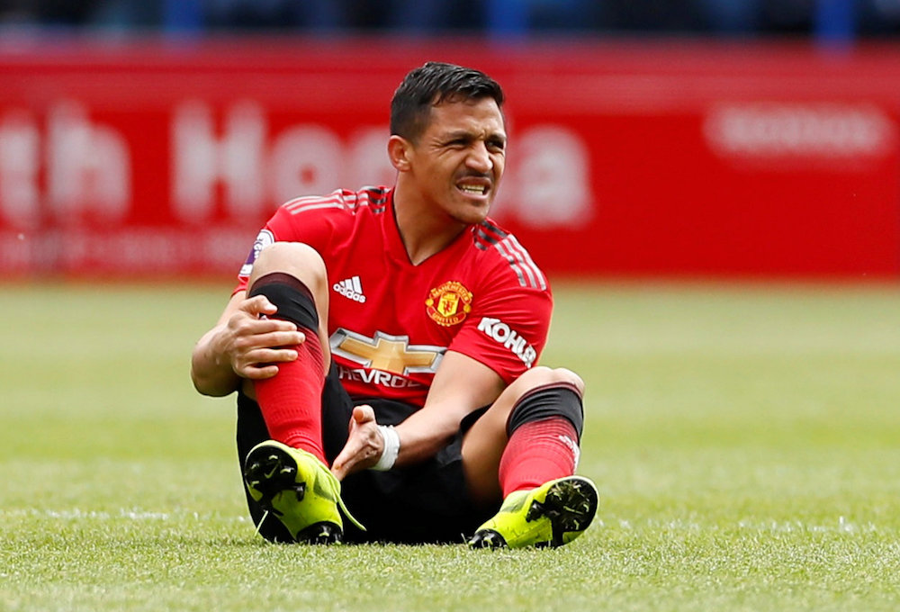 """Alexis Sánchez: """"Glad att jag gick till Manchester United"""""""