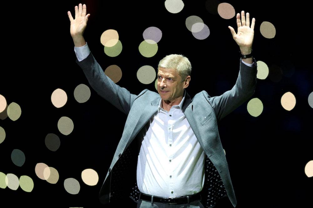 Bekräftar: Arsene Wenger öppnar för att ta över Manchester United