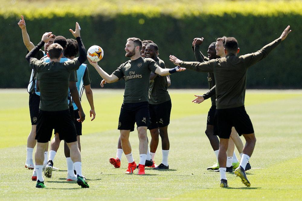 Bekräftar: Mustafi kan återvända till Tyskland
